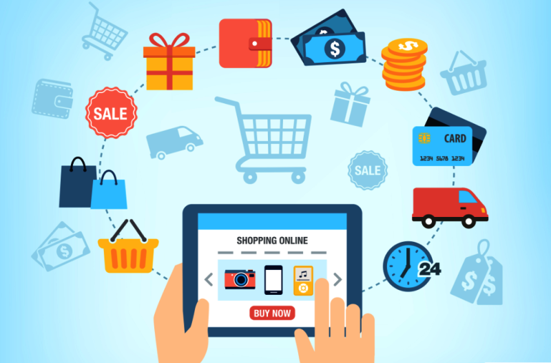 E-Commerce is an Electronic Commerce